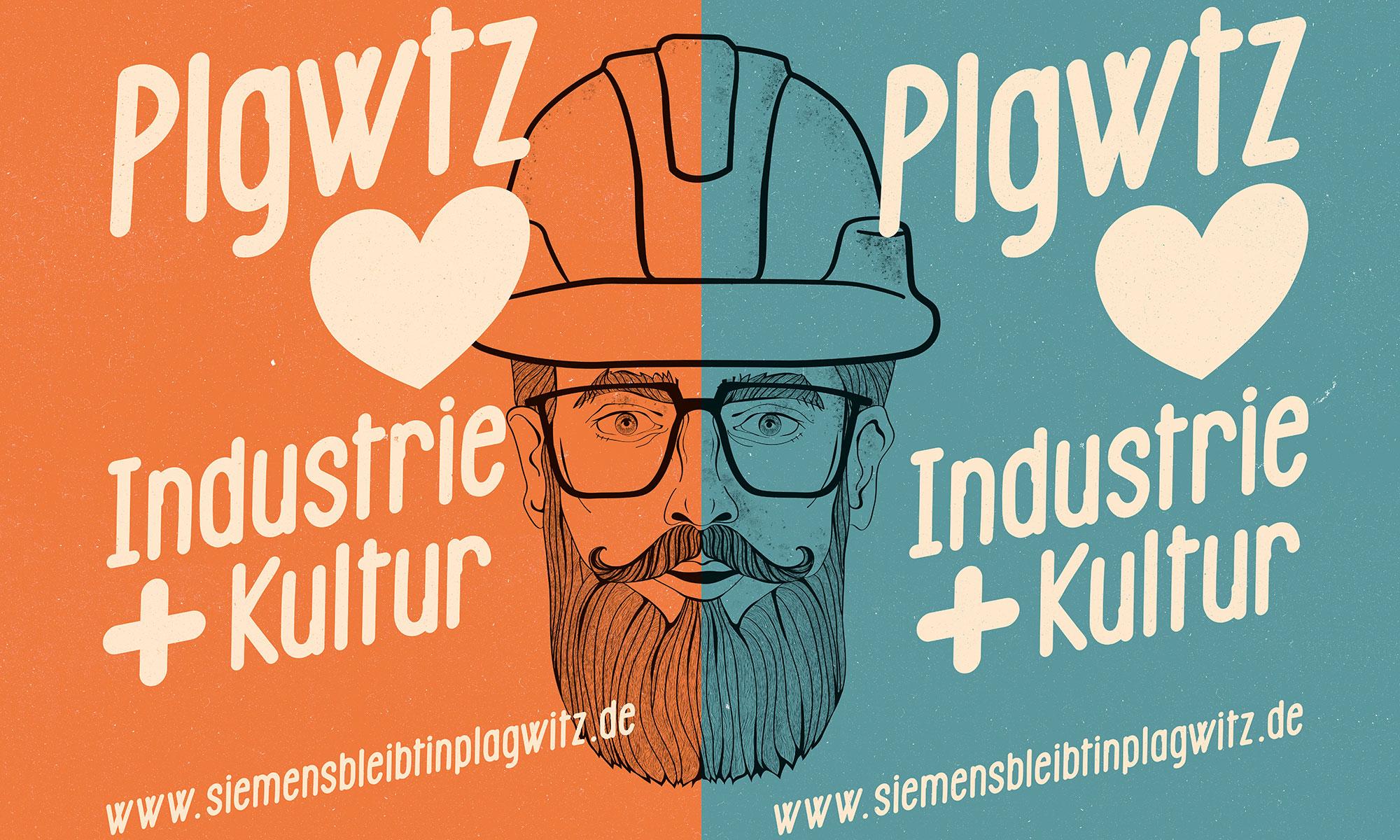 Siemens bleibt in Plagwitz!